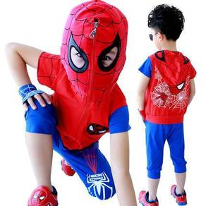 Marvel Spiderman KIDS outfit sweater trouser