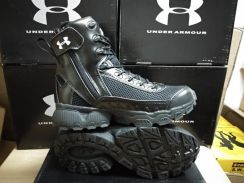 Kasut Boot Under Armour Boots Tactical Shoes