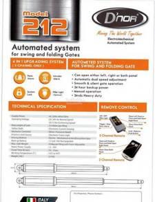 Dnor 212 Light Gate Autogate Auto gate operator