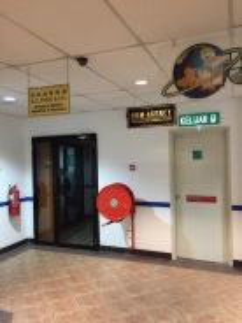 Menara TJB Office suite for sale