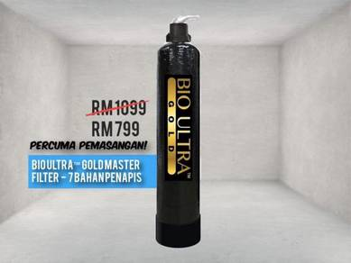 BioUltra Outdoor Master Filter Penapis Air WURVJ7