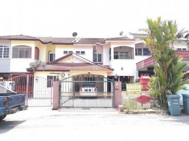 Double Storey Terrace House Taman Dahlia Temerloh Below Market Value