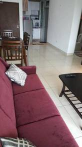 Golden Sands Apartment Near HSA JB Fully Furnished