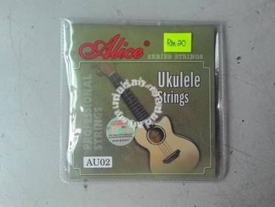 Alice Black Nylon Ukulele String- AU02