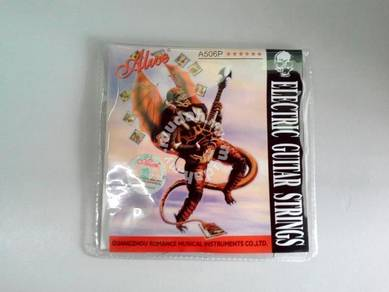 Alice 009-042 Electric Guitar String- A506P