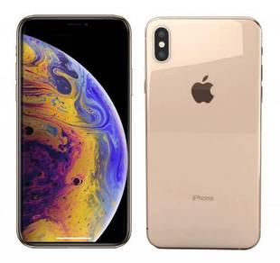 New Iphone Xs Max (Gold)