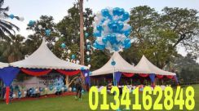 Boquet Balloon Deco 00114