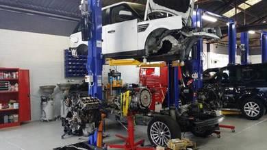 Range rover sport evo engine repair rebuilt
