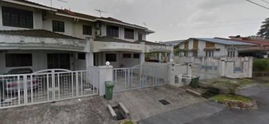 2 Storey Terrace House, Intermediate, Jalan Kedandi, Kuching For Sale