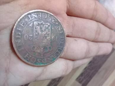 Nederlandsch indie cent
