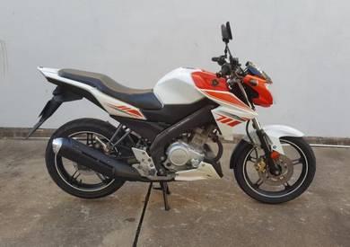 2014 - Yamaha FZ 150 i Fuel Injection FZ150