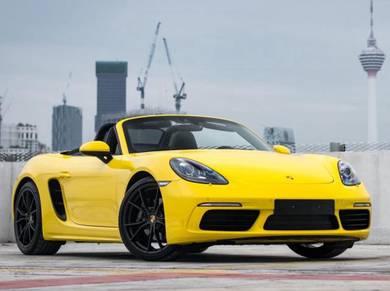 Recon Porsche Boxster for sale
