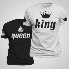 T-shirt Couple / Baju Couple