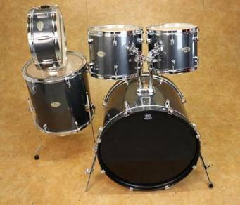 Pearl 5pc Forum Drum Kit Shell Pack