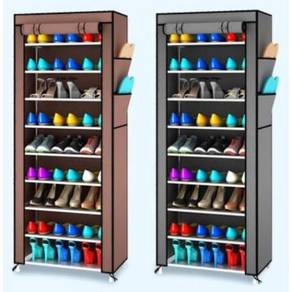 10 tier shoe rack / rak kasut 03