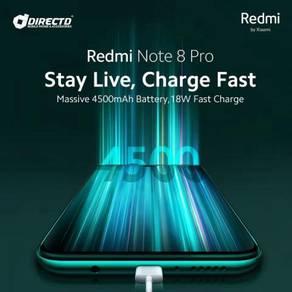 XIAOMI REDMI NOTE 8 PRO (6/128GB/4500 mAh)MYset