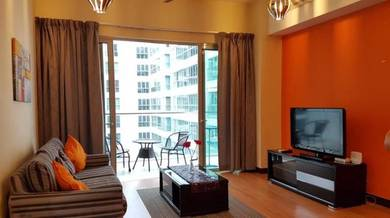 Regalia Residence | KL City | Fully Furnished Bedroom with Balcony