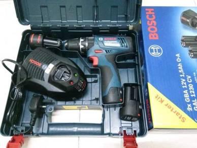Bosch cordless/hacker drill combo