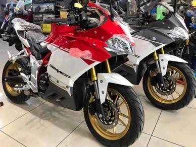 GPX Demon GR150 ~ GPX Malaysia Dealer