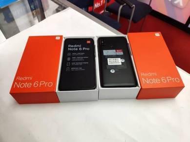 Xiaomi - note 6 pro - 32gb - New