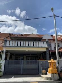 Taman mantin Putra double storey full loan