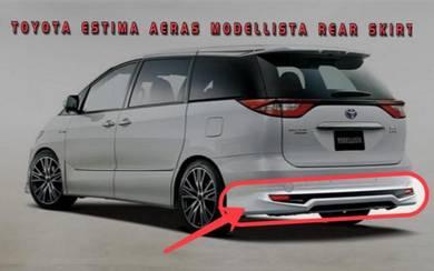 Toyota estima aeras acr50 acr55 gsr50 rear skirt