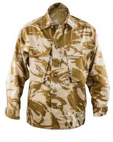 UK Desert CS95 Military Jacket
