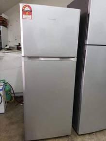 Hisense Fridge 2 doors Refrigerator Peti Sejuk Ais