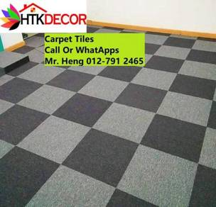 New Carpet Tile - With Installation 45hh5
