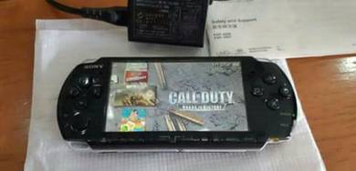 Sony Psp 3006 Portable Games