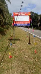 Tanah Lot 5000kp Bukit Gambir ,Bt22 Sengkang
