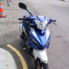 2013 Yamaha 135LC V2 5 Speed GP Edition
