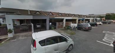 1.5 Storey Terrace House Taman Satria Jaya, Kuching For Sale