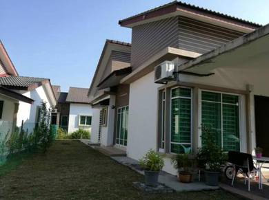 Single Storey Semi D at Bertam Lakehome