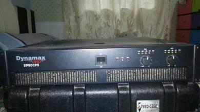 Dynamax Power Amp