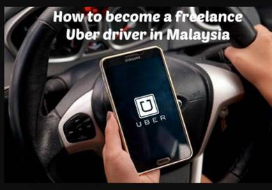 Uber driver kuantan needed