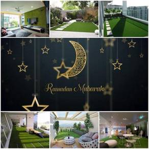 Home Living Deco Artificial Grass / Rumput Tiruan