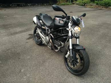 Ducati Monster 696 Recon Japan Unregistered