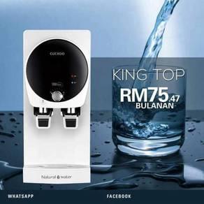 Water purifier 3 suhu mampu milik berkualiti