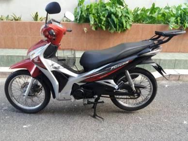 Honda future condition bagus lelong lelong