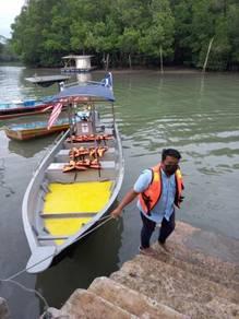 Memancing Kuala Sepetang Kuala Gula