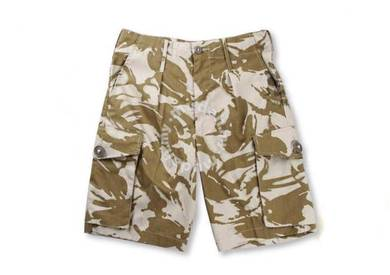 UK Desert Shorts