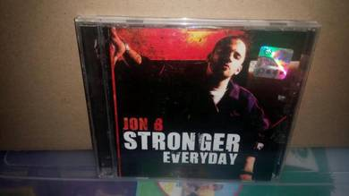 CD Jon B - Stronger Everyday