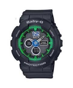 Watch- Casio BABY G BA120-1B -ORIGINAL