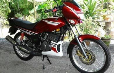 Yamaha rxz (ori catalyzer)