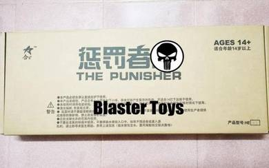 1 Set Left M4 The Punisher Blaster (BLACK)