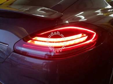 Porsche Panamera 970 Facelift smoke rear lamp