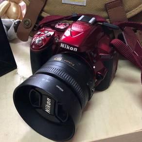 Nikon D5300 & AFS Nikkor 35mm 1.8G