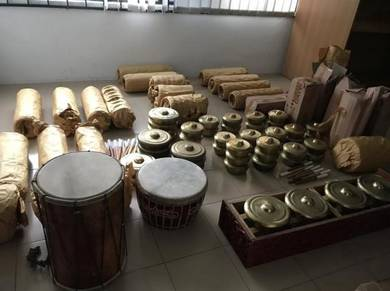 Music instruments for sale- malay traditional