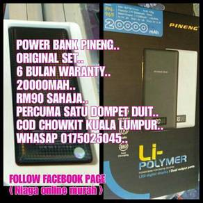 Power bank pineng original.